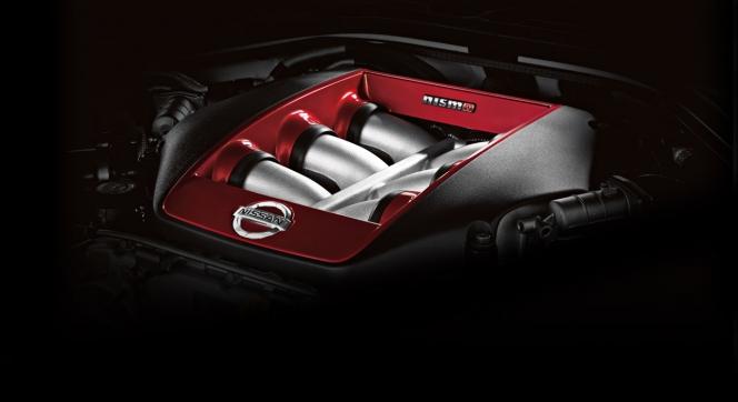 GT-R nismoエンジン