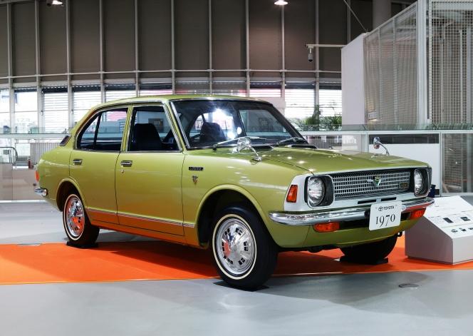 トヨタ カローラ 2代目