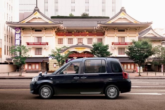 トヨタ JPNタクシー