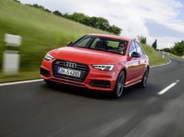 女性にモテる車ランキング上位のアウディA4。S4との違いとは?