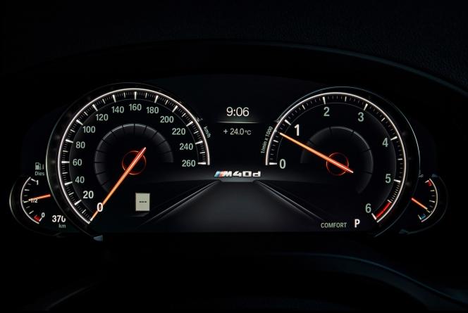 BMW X4 M40d 2018