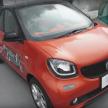 【車好きインプレ】新型スマート フォーフォー、素直なハンドリングとシンプルな作りに好感!