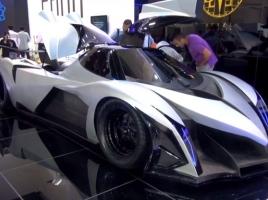 【第三弾】世界一〇〇な車!音速より速い車や5000馬力の車が登場!?