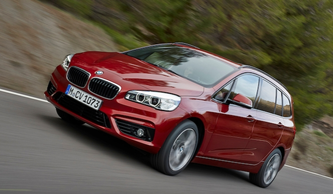BMW・2シリーズグランツアラー