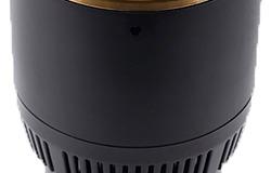 Miletech 車用 カップホルダー 保冷 保温(ブラック)