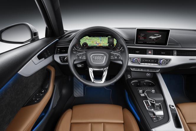 アウディ A4 2.0 TFSI quattro
