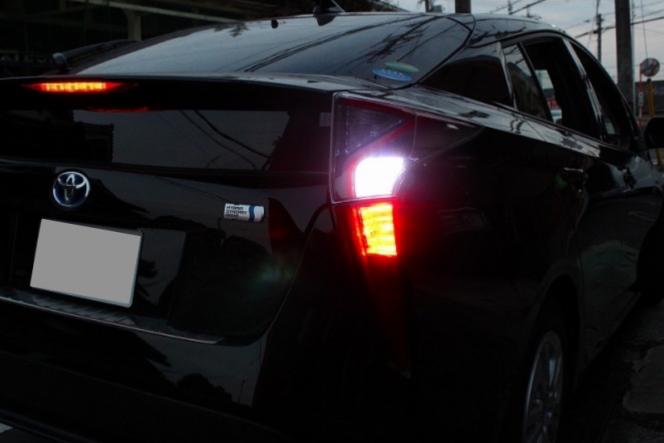 リアウィンカー 高効率LEDバルブ シードスタイル