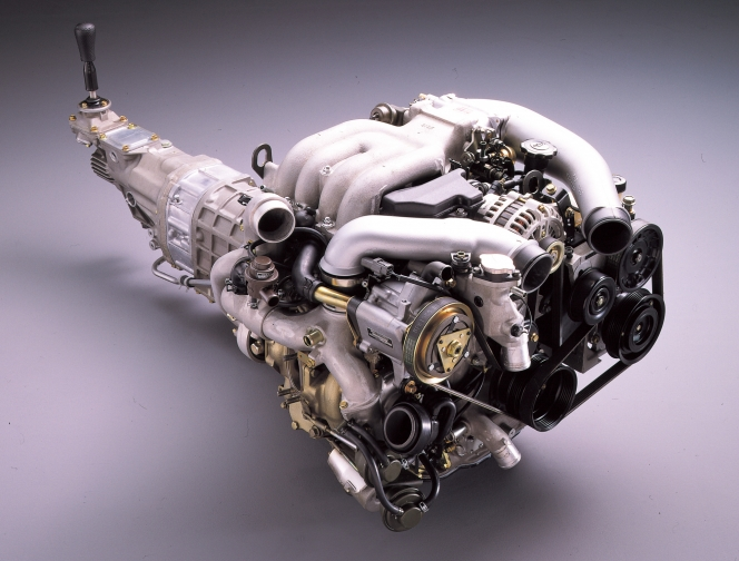 アンフィニRX-7 13B型ロータリーエンジン