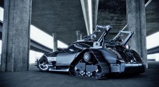 マイバッハ エクセレロのカスタムコンセプトカー
