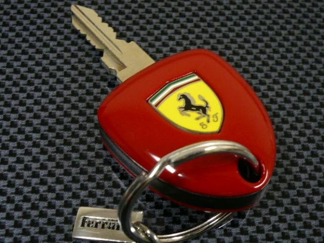 フェラーリ キー