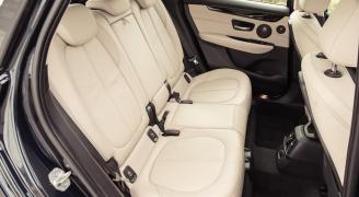 BMW アクティブツアラー インテリア