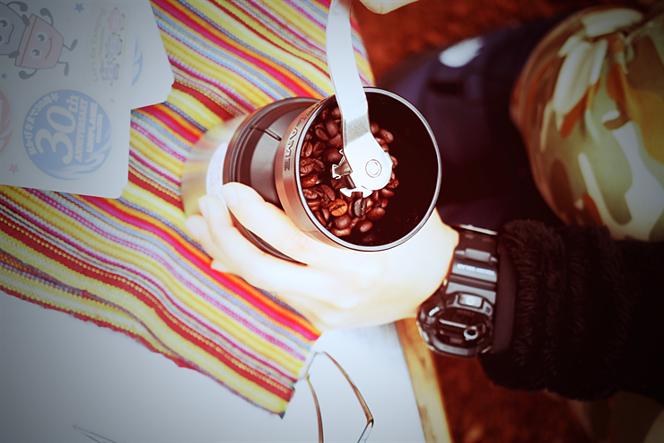 ランタン コーヒー