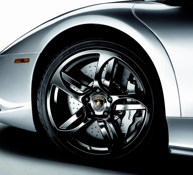 Lamborghini Murcielago Lp640 Wheel