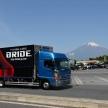 BRIDEのトラック専用シートZAOUを実際に使っている運送会社にCarMe編集部が潜入 仕事に使えるシートか?