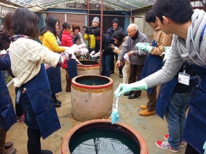 銚子ちぢみ伝統工芸館