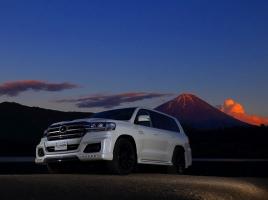 本格オフロード4WDパーツのJAOSが提案、後期ランクル200のスタイルアップはこう攻めろ!