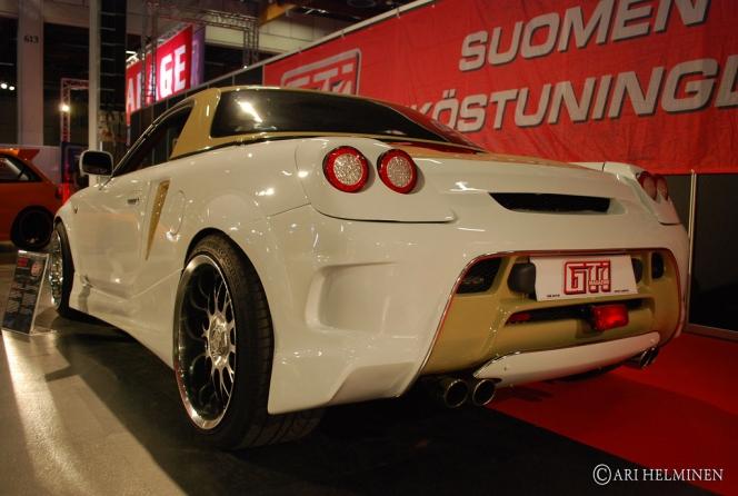 トヨタMR-S(モディファイ)
