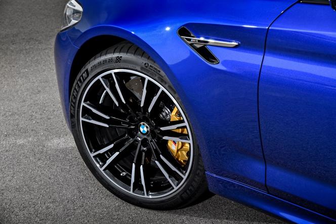 ミシュランタイヤ BMW M5