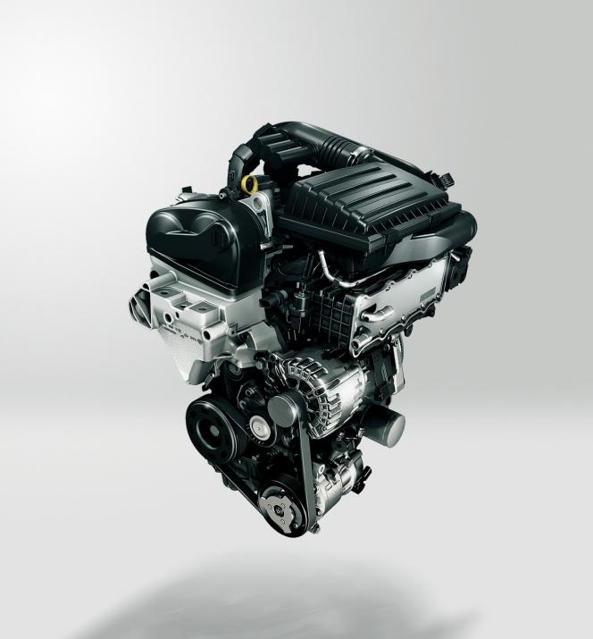 VW ゴルフ TSIエンジン