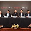 トヨタ、ソフトバンクらが Uber の自動運転開発部門に1,100億円を出資