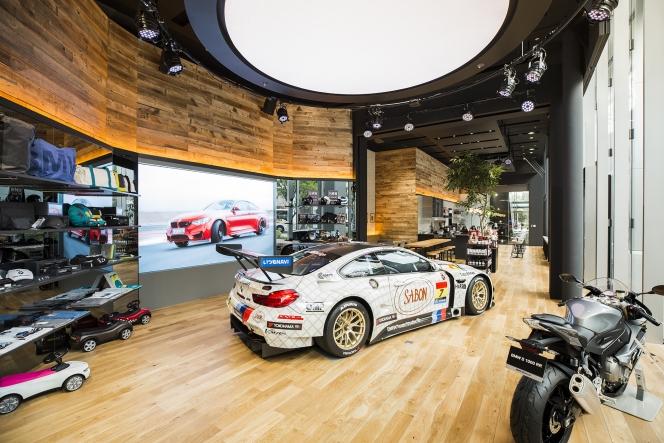 BMWカフェ