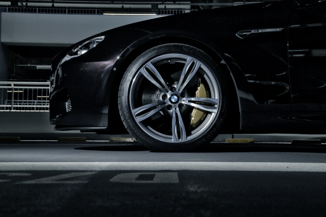 BMW M6GC wheel