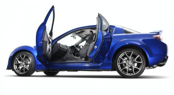 RX-8 観音開き