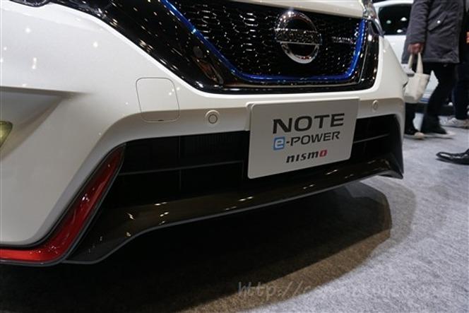 ノート ニスモ e-POWER 2017