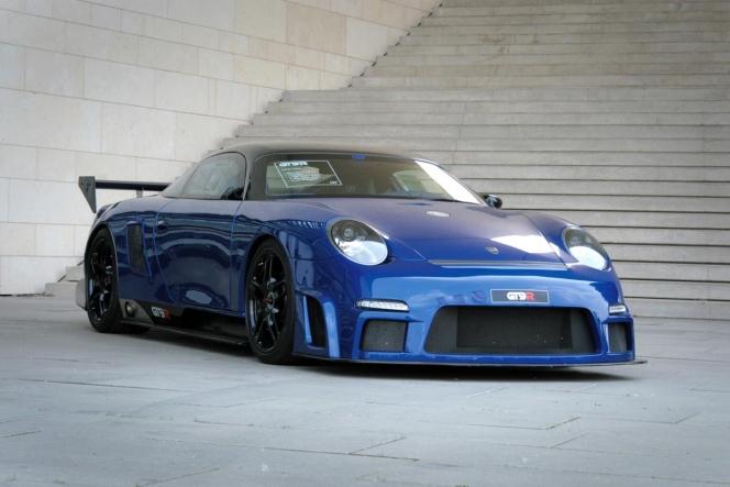 ポルシェ 911 9ff GT9