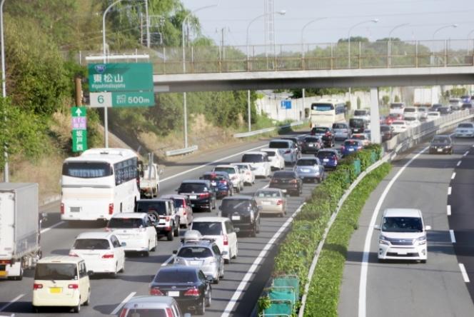 関越自動車道 高速道路
