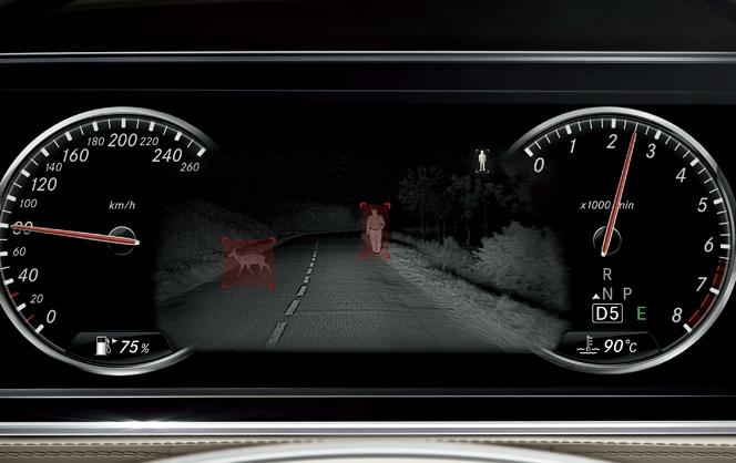 ahead cars