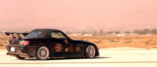 ワイルドスピード登場車:ホンダ S2000