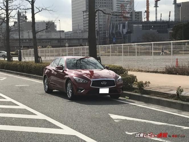 日産スカイライン200GTt Type P