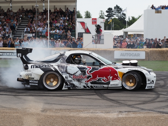 mad mike RX-7