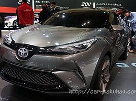 【動画あり】トヨタ C-HR G試乗レビュー(乗り心地や車内の広さはどう?)