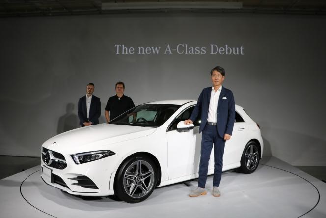 新型Aクラス発表会 20181018