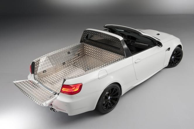 BMW M3ピックアップ