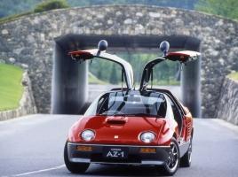 販売台数たった5000台 実力はあるのに不遇の名車 マツダ オートザム AZ-1