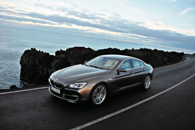 アヘッド BMW 640iグランクーペ 艶やかな 4ドアクーペ