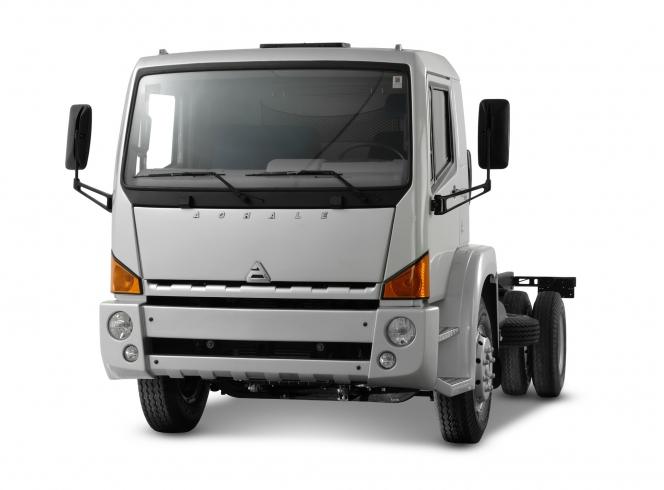 アグラレ トラック