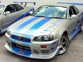 S2000、GT-R…ワイルドスピードの名シーンに登場した車たち~X2編~