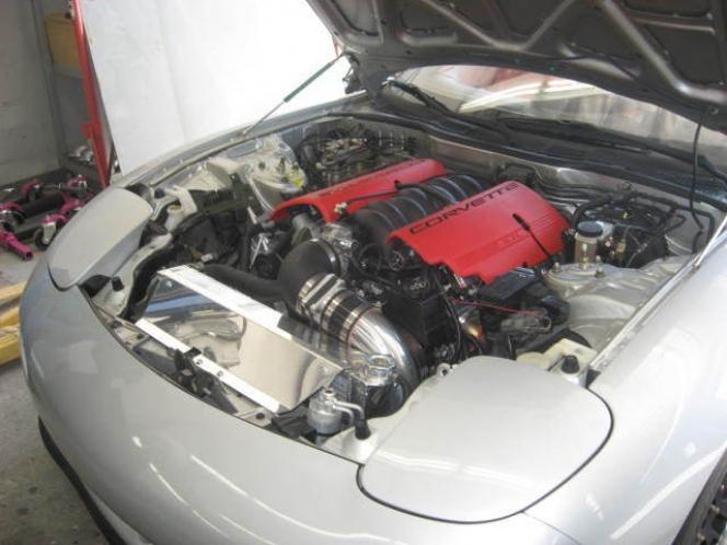 RX-7 V8搭載