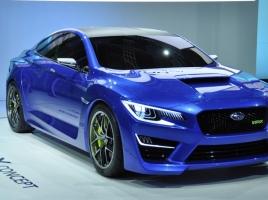 市販車はどうなる?コンセプトデザインがカッコイイと絶賛の新型WRX、2016年発売!