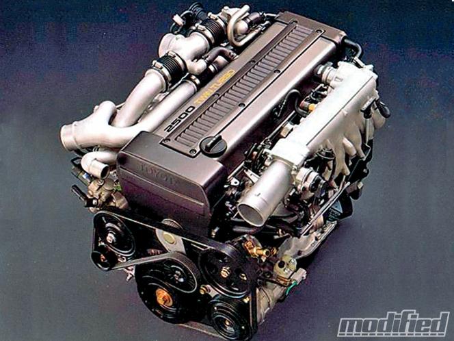 1JZ-GTEエンジン
