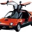 販売台数たった5000台!? 実力はあるのに不遇の名車 マツダ オートザム AZ-1とは?