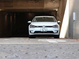 """【諸星陽一の百""""車""""繚乱】VW e-Golfは、間違いなくGolfだった"""
