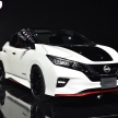 【東京モーターショー2017】新型クロスオーバーEV「NISSAN IMx」など…日産 画像まとめ