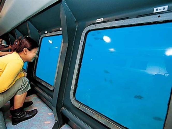 海中観光船たてやま号