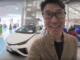 【車好きインプレ】燃料水素のトヨタ MIRAIに試乗してみた!