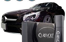 ガラスコーティング リボルト 紫外線 カット 軽減 ガラスコーティング剤